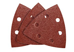 SKIL Borrelåspapir (trekantet, 93 mm)